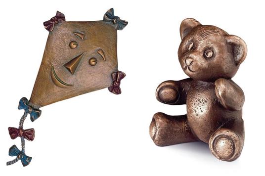 Seelenbegleiter für Kinder: Herbstdrache und Bär.