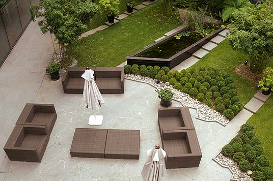 Lebensraum Garten