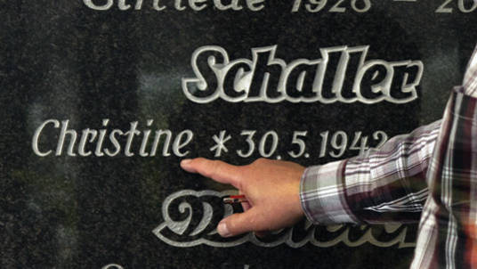 Schriftbeispiele für Inschriften.